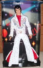 2001 Elvis Doll Featuring the Eagle Jumpsuit (2) (Paul BarbieTemptation) Tags: timeless treasures elvis doll eagle jumpsuit 2000