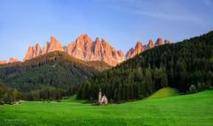 Val di Funes (Olmux82) Tags: nikon d750 val di funes summer church chiesa san giovanni santa maddalena landscape trentino dolomiti dolomites