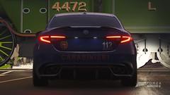 Forza Horizon 4 Alfa Romeo Giulia Carabinieri (crash71100) Tags: forza horizon 4
