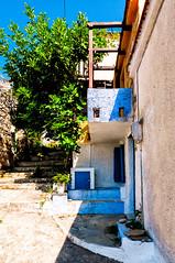 Old Village, Alonnisos (Kevin R Thornton) Tags: d90 alonnisos nikon alonissos street travel northernsporades architecture greece oldtown oldvillage sporades alonnissos decentralizedadministrationof decentralizedadministrationofthessalyandcentralgreece gr
