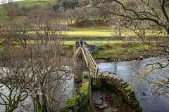 SJ1_3698 - Ramps Holme Bridge (SWJuk) Tags: england unitedkingdom swjuk uk gb britain yorkshire northyorkshire yorkshiredales dales swaledale river riverswale bridge rampsholmebridge muker 2018 nov2018 autumn nikon d7200 nikond7200 nikkor1755mmf28 landscape scenery countryside rawnef lightroomclassiccc water