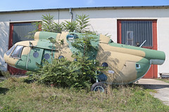 6207 Mil Mi-8T Hungarian Air Force Trencin 31st August 2018 (michael_hibbins) Tags: 6207 mil mi8t hungarian air force trencin 31st august 2018 wrecks relics retro relic wreck aeroplane aviation aerospace aircraft airplane airfields airport airports exmilitary military historic history europe european derelict