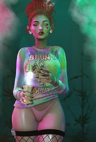 FlitexREIGN Blunt Slut