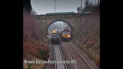 A Civil Engineers day out at Meadowhall - 0137->0324, 79Mby MP4 Video (Views in Camera) Tags: meadowhall wincobank blackburnvalley networkraillinepossession dbc dbshenkercargo class66 66161 7t52 1400tballast belmontdownyardtomeadowhall jnayellowboxwagons freightliner 66558 6y32 belmontdownyardtowincobankjunction 66547 6y33 belmontdownyardtonunnerymainlinejunction nunnerymainlinejunctionviabrightsidejntowincobankjunction mpaboxwagons colasrail drc78226 heavydutytwinjibrailcrane txmplantltd roadrailexcavator crosscountrytrains class220 voyager 1v54 newcastletonewtonabbot class43 hst 43301 43378 1v56 edinburghtonewtonabbot sheffieldtramtrain stagecoachtrams class399 399201 2a21 399203 2a23 parkgatetosheffieldcathedral 2a22 309201 2a24 sheffieldcathedraltoparkgate transpenninetrains tpe class185 185125 1b74 manchesterairporttocleethorpes northernrail class142 pacer 142067 1w24 sheffieldtoscarborough northmidland gcr wincobankjunction meadowhallshoppingcentre locklane darwinsfitzwilliamworkssheffield blackburnmeadowsway tinsleyeastjunction tinsleynorthjunction tinsleysouthjunction halfpennybridge riverdon magnascienceadventurecentre jordancottage