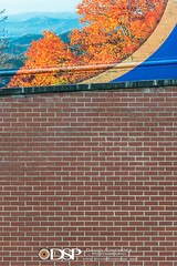 Brevard, NC (David Simchock Photography) Tags: brevard nc brick facade image minimalism minimalist photo photograph northcarolina usa