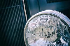 """Roadsters"" (Eric Flexyourhead) Tags: surrey britishcolumbia bc canada southsurrey crescentbeach crescentbeachconcoursdelegance 2018 car american detail fragment rod hotrod headlight headlamp sticker roadsters shallowdepthoffield sonyalphaa7 zeisssonnartfe55mmf18za zeiss 55mmf18"