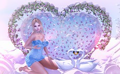 Ice Hearts (nannja.panana) Tags: tmcreation belleza birth cncreations catwa darkling dubaievent ikon kinkyevent letredoux nannjapanana sanarae shinyshabby