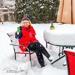 Cheers (rebeccalatsonphotography) Tags: winter february snowfall snow whiskey drink singlemalt booze enjoyment life canon 1635mm rebeccalatsonphotography outside wa washington washingtonstate centralwashington yakima