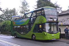 Stagecoach Cumbria & North Lancashire 13807 BV17CTY (Will Swain) Tags: ambleside working route 599 18th august 2018 cumbria north west lake district lakes county bus buses transport travel uk britain vehicle vehicles country england english stagecoach lancashire 13807 bv17cty