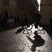 ombre a piazza di spagna