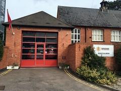 Henley-in-Arden Fire Station (Kris Davies (megara_rp)) Tags: henleyinarden warwickshire