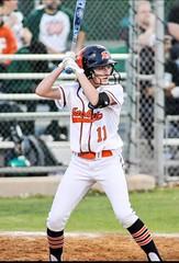 Erica Speer  Rockwall High School (TX 66) Tags: 2016 6a uil 11 erica team speer yellowjackets jackets yellow varsity school high softball texas rockwall