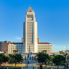 Los Angeles City Hall, 18 December 2018 (SDSk8r) Tags: losangelescountycities losangelescounty americanstates californiacounties losangeles downtownlosangeles areasinlosangeles california publicbuildings typeofimage grandpark hdr countries parksindowntownlosangeles unitedstates buildingsindowntownlosangeles losangelescityhall dtla us