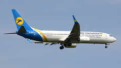 IMG_6097 UR-UIA (biggles7474) Tags: egkk lgw london gatwick airport uruia boeing b738 b7378kv ukraine airlines