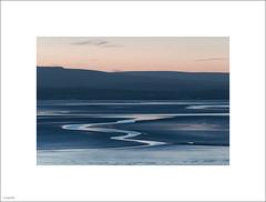 Morecambe Bay, dawn squiggle DSC_8372s (John Leech) Tags: morecambebay thebay dawn sunrise landscape seascape fineartphotography northwestengland lakedistract