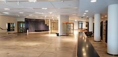 Theatre Lobby (Egon Abresparr) Tags: architecture alvaraalto