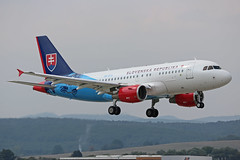 OM-BYA Airbus ACJ319-115X Slovak Government Gear Down Flypast Sliac 01st September 2018 (michael_hibbins) Tags: ombya airbus acj319115x slovak government touch down sliac 01st september 2018 aeroplane aviation aerospace aircraft airplane air aero airshow airfields airport airports aeroexpo plane planes jet jets military transport tactical strategic defence