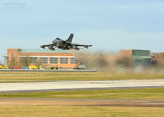 Panavia Tornado GR4 ZD716 DH 31 Squadron RAF Marham (liam.killington) Tags: panavia tornado gr4 zd716 dh 31squadron rafmarham military aircraft aviation fastjet marham raf norfolk westnorfolk nikon d7100 300mm f4 nikkor