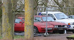 A979 TYV & SPG 371M (Nivek.Old.Gold) Tags: 1984 porsche 924 1984cc 1973 triumph dolomite automatic 1854cc