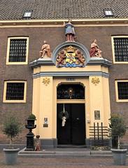 Entrance Librije's Hotel (joeke pieters) Tags: 1450204 panasonicdmcfz150 zwolle overijssel nederland netherlands holland librije hotel hetspinhuis entree entrance deur door ddd tdd