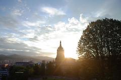 Power (Iker Merodio | Photography) Tags: sun begona basilica basilika bilbao bizkaia biscay basque country euskadi ricoh gr ii 2