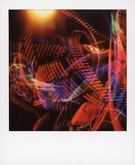 String Cheese Incident Hula Hoop 3 (tobysx70) Tags: polaroid originals color 600 instant film slr680 string cheese incident hula hoop red rocks amphitheatre west alameda parkway morrison denver county colorado co night nocturnal motion blur long exposure music gig concert jamband polaradoone polarado 072018 toby hancock photography