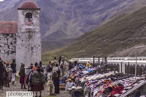 Cusco, La Raua