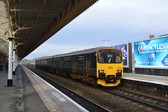 Great Western Railway 150002 (hassaanhc) Tags: greatwesternrailway gwr firstgroup taunton tauntonstation class150 dmu