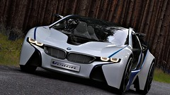bmw_vision_efficientdynamics_concept_front_view_97139_1280x720 (andini.dermayu) Tags: car bmw sport white