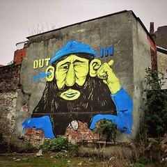 #Ghent update : #whatcomesinmustgoout / #streetart by #Resto. . #Gent #Belgium #urbanart #graffitiart #streetartbelgium #graffitibelgium #visitgent #muralart #streetartlovers #graffitiart_daily #streetarteverywhere #streetart_daily #ilovestreetart #igerss (Ferdinand 'Ferre' Feys) Tags: instagram gent ghent gand belgium belgique belgië streetart artdelarue graffitiart graffiti graff urbanart urbanarte arteurbano ferdinandfeys resto