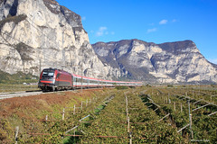 Taurus railjet (francoispobez) Tags: öbb railjet münchen venise brenner sud train railroad railway zug alpes taurus