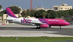 HA-LYP LMML 11-02-2019 Wizz Air Airbus A320-232 CN 6589 (Burmarrad (Mark) Camenzuli Thank you for the 16.4) Tags: halyp lmml 11022019 wizz air airbus a320232 cn 6589