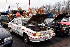 Start Carbage Run winter 2019 - Kopenhagen (FaceMePLS) Tags: kopenhagen copenhagen denemarken denmark scandinavië facemepls nikond5500 rally car voiture pkw wagen voertuig 0ads887belgië carbageteam121