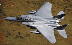 48TH FIGHTER WING (Dafydd RJ Phillips) Tags: ln201 eagle f15 f15e lakenheath afb air force base wales mach loop usa usaf america united states fighter jet military aviation avgeek