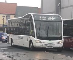 Borders Buses 11503 YJ15 AAX (06/03/2019) (CYule Buses) Tags: service464 bordersbuses wcm westcoastmotors solosr optare optaresolosr yj15aax 11503