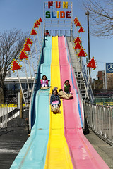 _F5C7469 (Shane Woodall) Tags: 2015 2470mm adventurers amusementpark april birthday birthdayparty brooklyn canon5dmarkiii ella lily newyork shanewoodallphotography twins