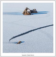 Swoosh (David Harris ARPS) Tags: intimatelandscape lochannahachlaise rannochmoor rocks xtransformer