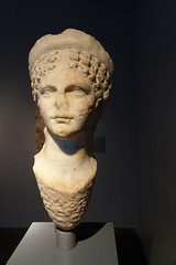 Marble Portrait of a Woman (jdf_92) Tags: spain barcelona muhba city museum portrait marble roman statue