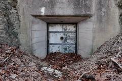 Fort Furggels - Shelter (Kecko) Tags: 2019 kecko switzerland swiss schweiz suisse svizzera ostschweiz sg badragaz pfäfers stmargrethenberg festung fortress fort furggels furkels militaer militär armee army military a6355 aussenverteidigung flabunterstand shelter underground abandoned verlassen swissphoto geotagged geo:lat=46982670 geo:lon=9508960