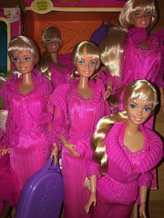 Barbie  Beauty Secrets (neonemoneo) Tags: barbie christie beauty secrets superstar