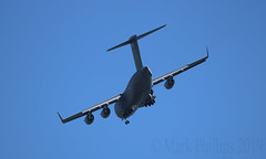 ZZ172 (MPhillips1971) Tags: raf brize norton boeing c17 cargo aircraft