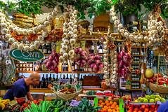 Italy - Firenze - Mercato di San Lorenzo (andrei.leontev) Tags: italia italie italy florence florenz firenze marché mercato centrale san lorenzo sanlorenzo central market centralmarket ngc
