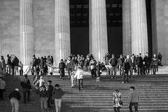 Years Back In Washington (Modkuse) Tags: blackandwhite bw monochrome washingtondc dc dcwinter nikon nikondslr nikond700 art people streetphotography street artphotography artistic photoart