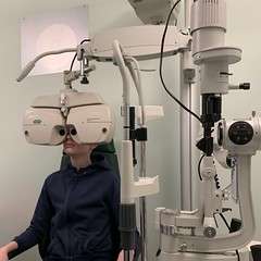 Optician appointment today (akrabat) Tags: 2018 optician