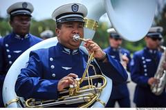 Cerimônia de transmissão do cargo de Comandante da Aeronáutica (Força Aérea Brasileira - Página Oficial) Tags: bandademúsica músico tropa