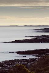 The far horizon (digiphill) Tags: 2019 coast coastal craster january northeast northeastcoast northumberland northumberlandcoastaonb seascape winter bigstopper longexposure slowshutterspeed