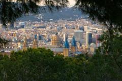 Barcelona's view (irmur) Tags: barcelona spain