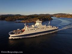 Bastø III (Bergenships) Tags: bastøiii bastø bastoiii bastøfosen ferge ferje carferry ferry torghattennord torghatten e39 halhjem os osøyro