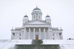 Helsinki Cathedral (shifuxian) Tags: helsinki finland church building architecture religion white