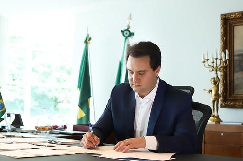 Governador Carlos Massa Ratinho Junior